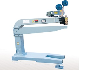 Carton stapling machine